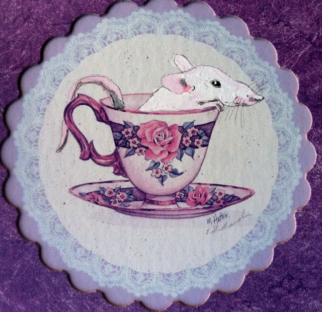 rat in teacup