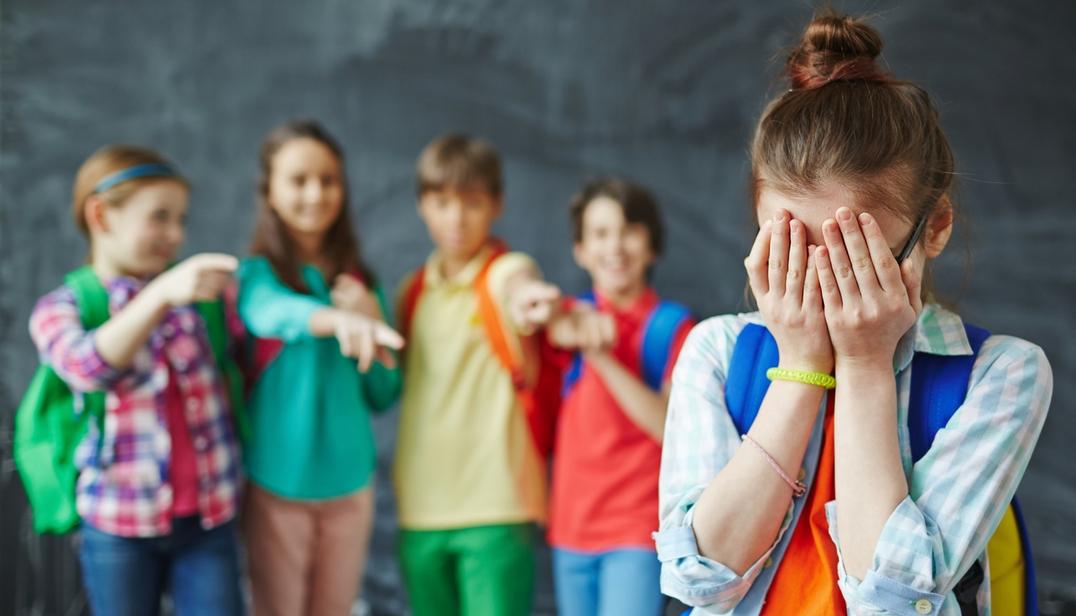 No al bullying escolar