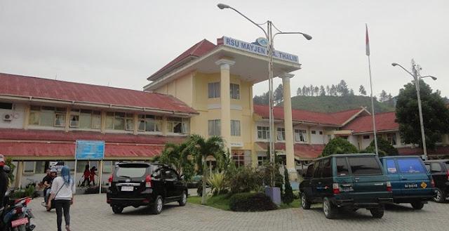 Kunjungi RSU, Keluarga Pasien Adukan Masalah Dokter Tidak Masuk