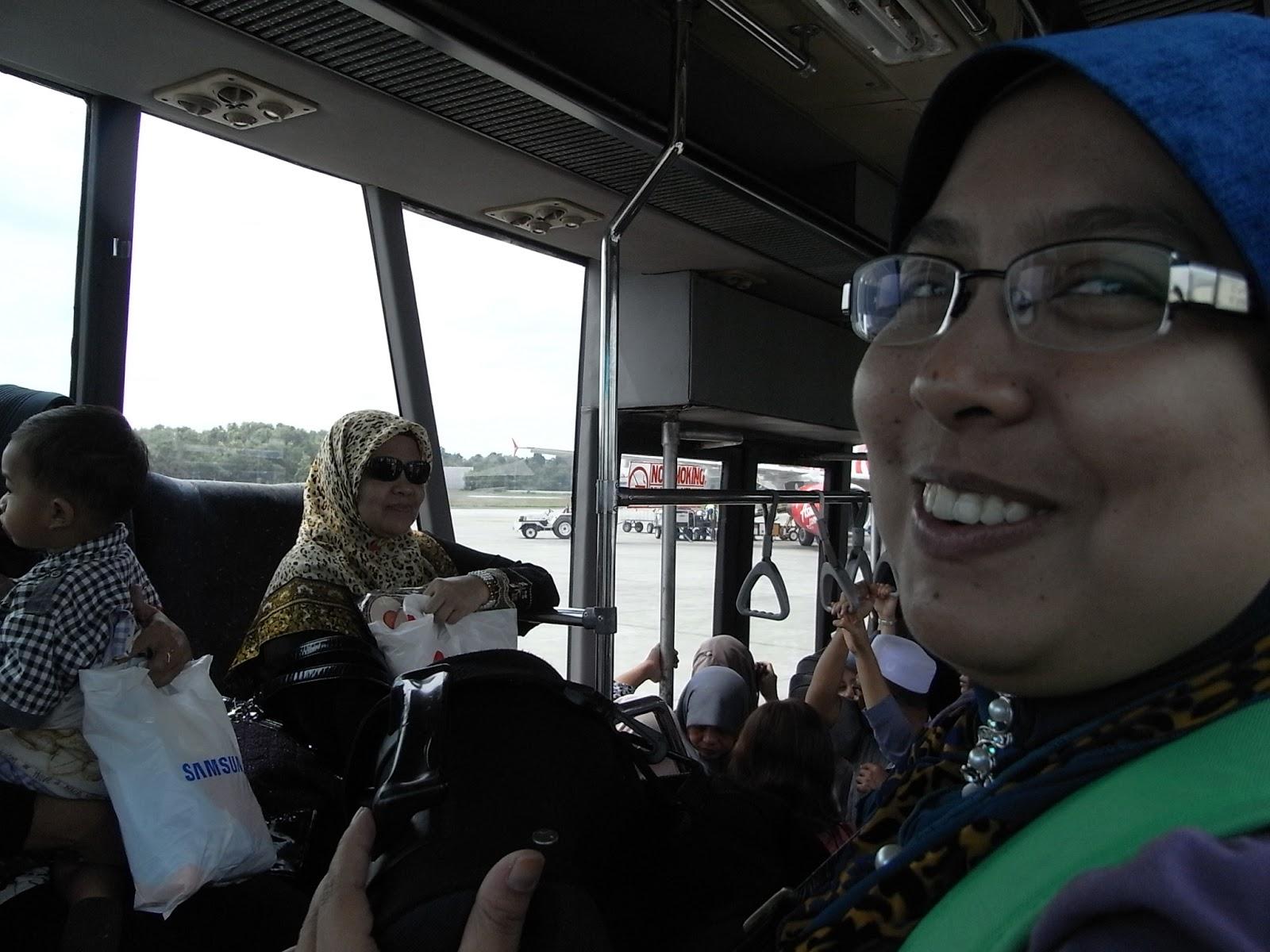 Entri Percutian Saya Airport Pekanbaru Indonesia