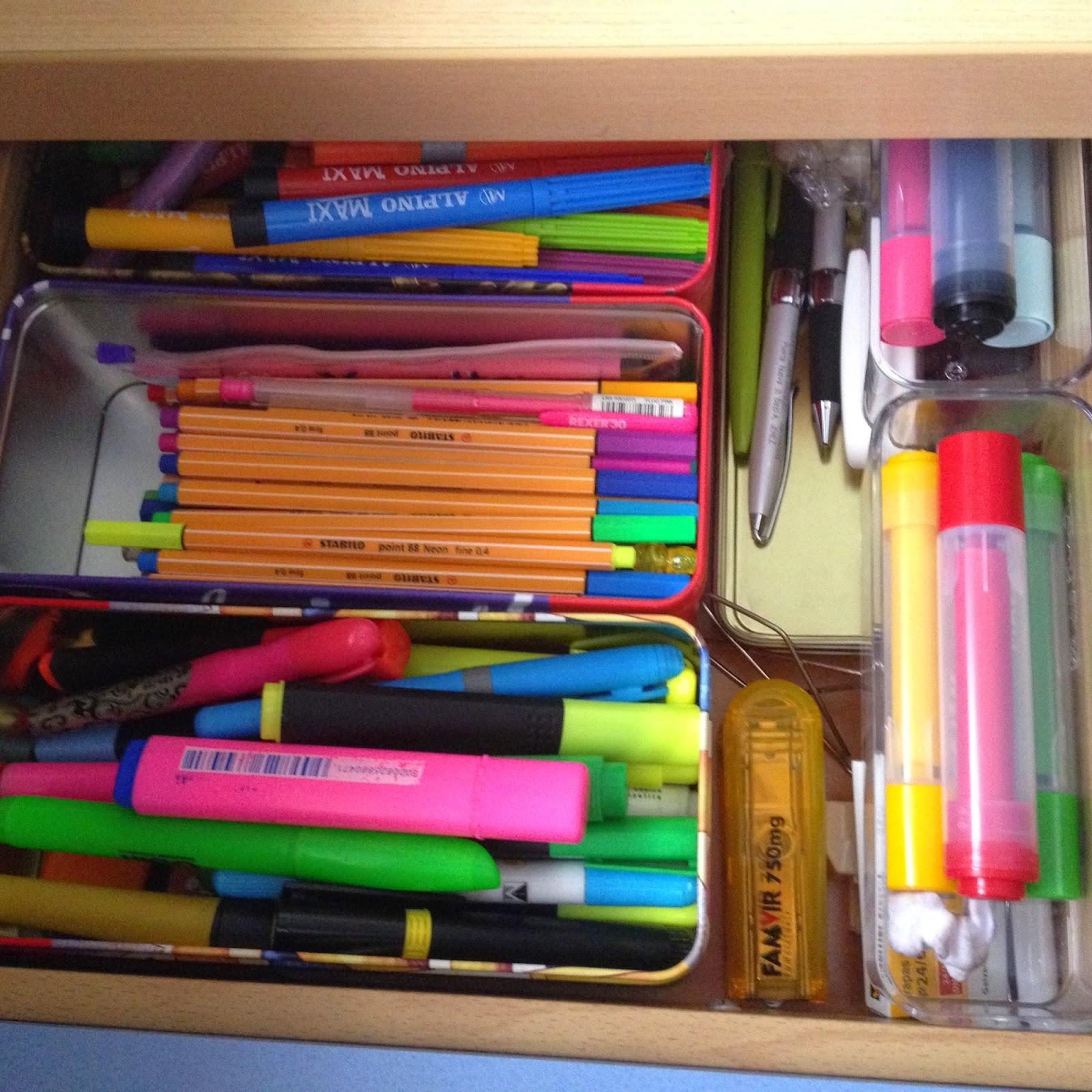 Montar Boligrafos En Casa La Vida Es F 225 Cil Atr 201 Vete Ideas Para  Organizar