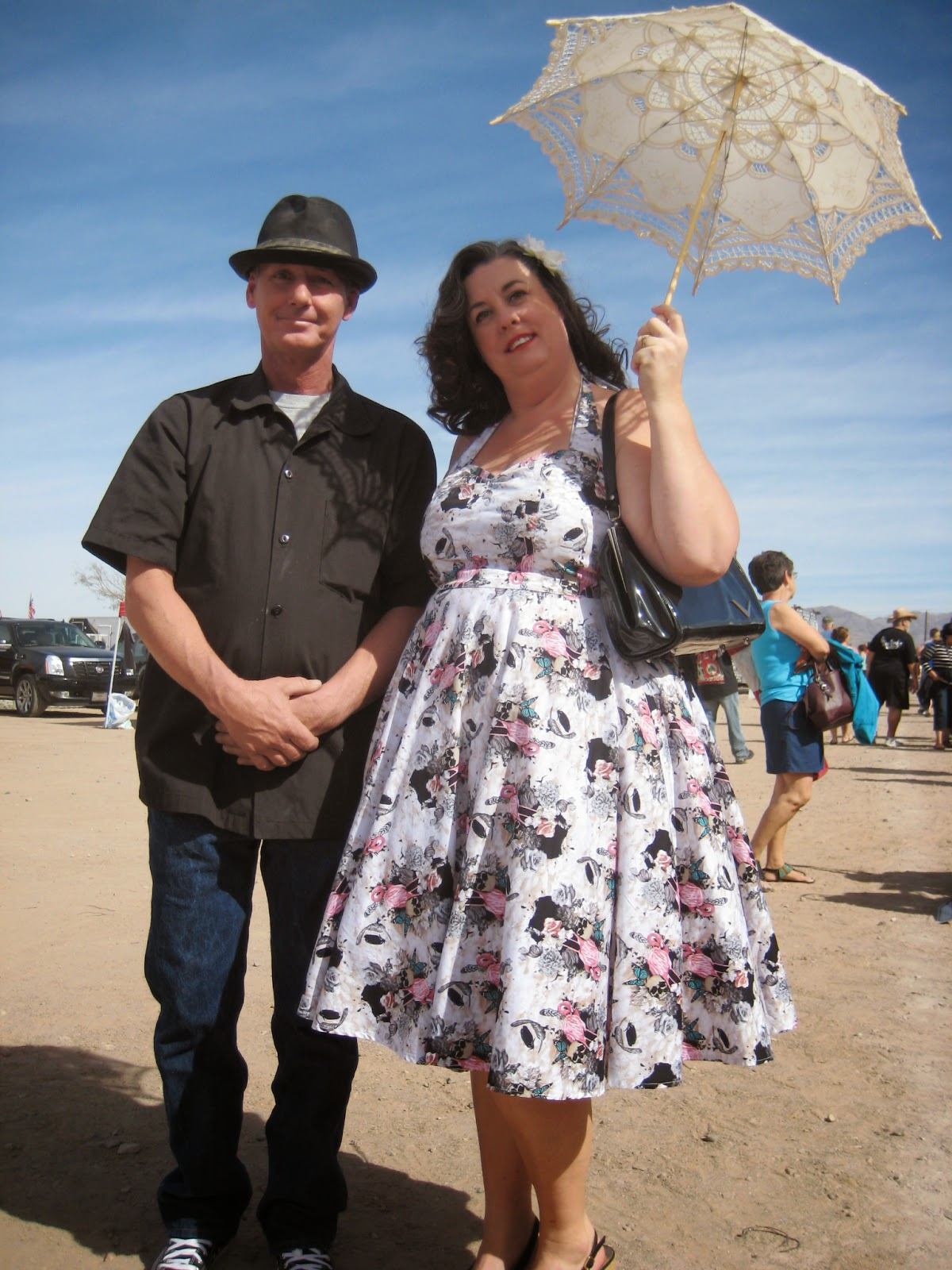Rockabilly Couple- Rockabilly Reunion 2014