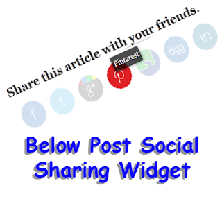 Social+Sharing+Widget