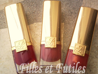 SNC03955 Rouges à lèvres Pure Color & Pure Color Crystal   Estée Lauder