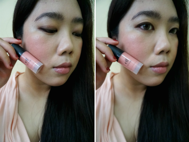 e.l.f. Studio HD Blush in Superstar