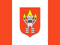 Flaga miasta Śrem