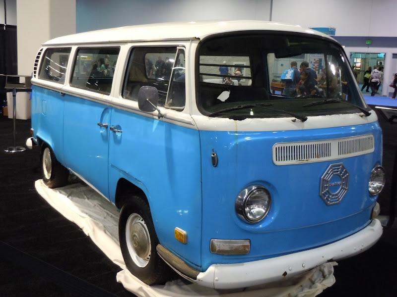 LOST Dharma VW van