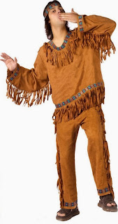 Native American Adult Thanksgiving Day Costume
