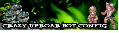crazy uproar bot config