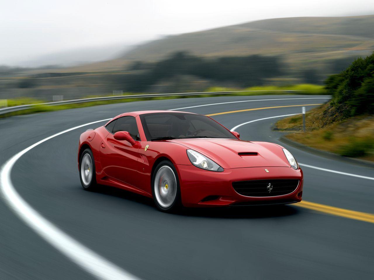 2009 Ferrari California Overview