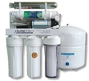 Air Siap Pakai Dengan Menggunakan Filter Fisika