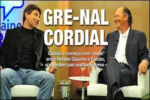 Internacional x Grêmio. Um duelo especial pelo Campeonato Gaúcho.