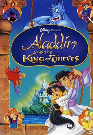 Aladdin and the King of Thieves 1996 Dual Audio [Hindi Eng] 720p HDRip 650MB
