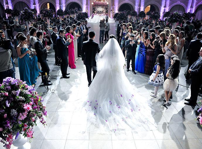 Azerbaijan wedding