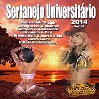 Baixar CD Sertanejo Universitário 2014 Vol. 01 Download