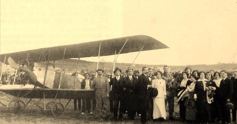 Aviaci n por leandro 1913 primer viaje a reo barcelona for Aereo barcelona paris
