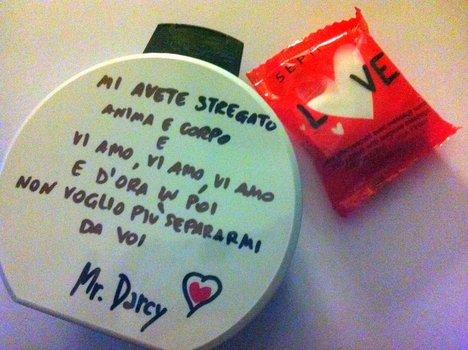 Sms d'amore dolci per lui
