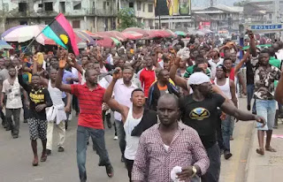 Don't be cowards, don't review Oct 1 ultimatum to Igbos – MASSOB tells Arewa Youths