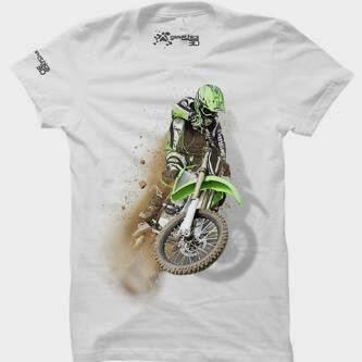 kaod 3d motox white