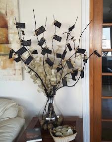 Mi árbol de deseos...