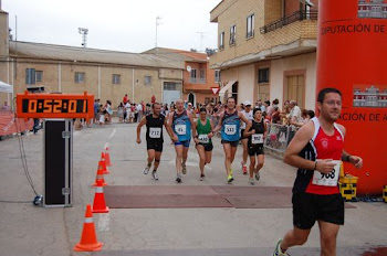 IV-Carrera Popular de la Gineta