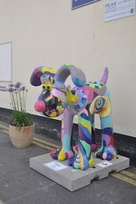 Poochadelic Gromit (side view)