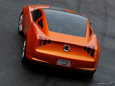 Ford Mustang Giugiaro 2006