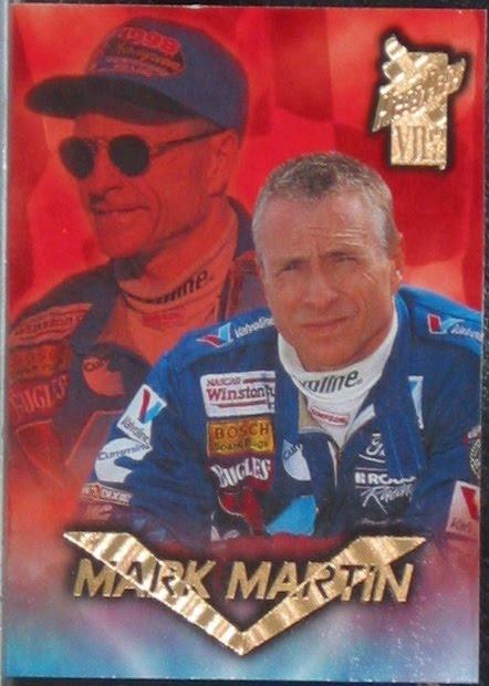 Mark Martin Press Pass VIP
