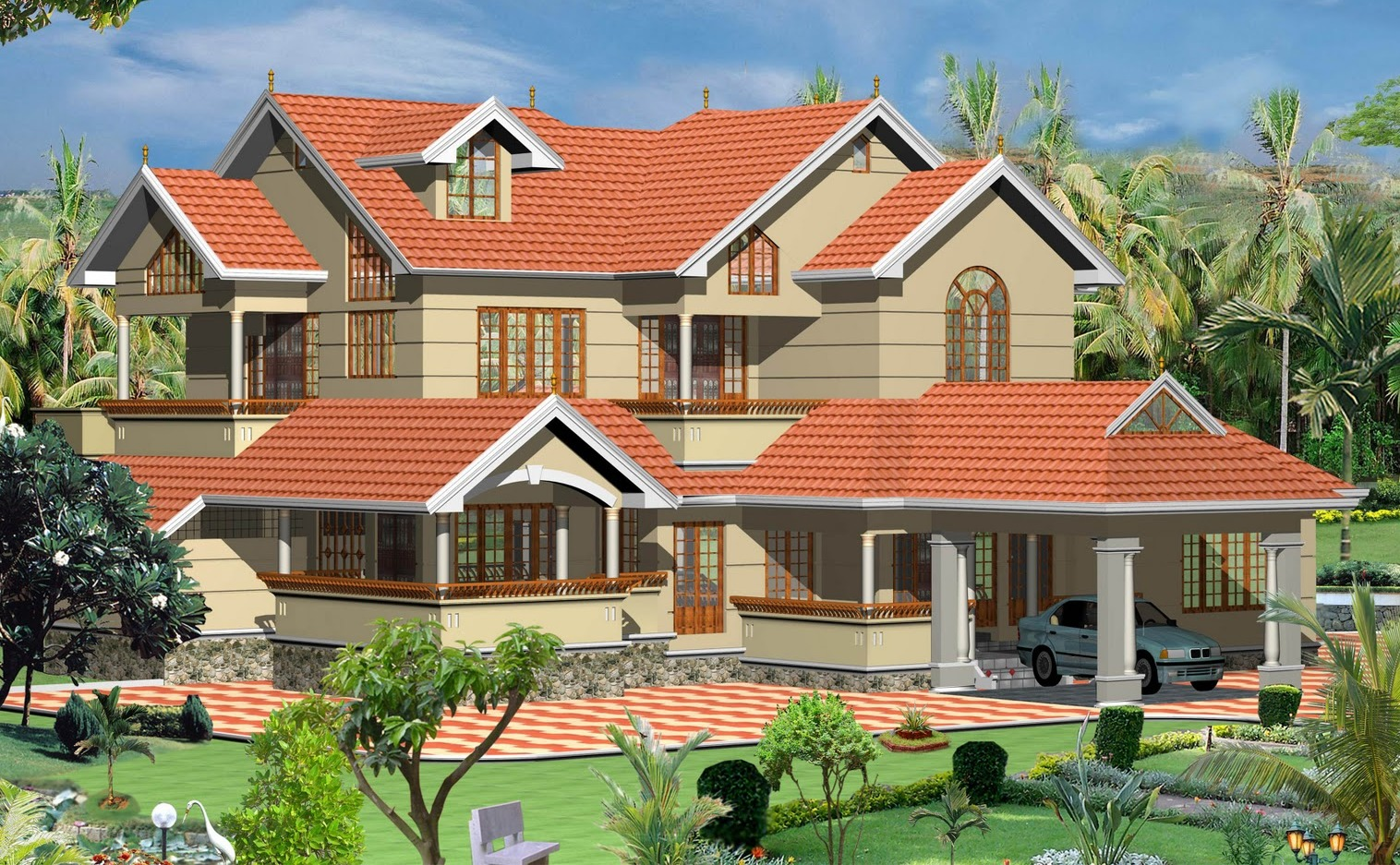 House plans and design types of architectural home designs for Types of house plans