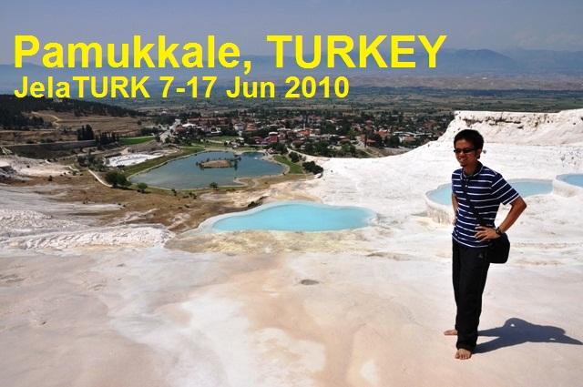 Pamukkale, TURKI