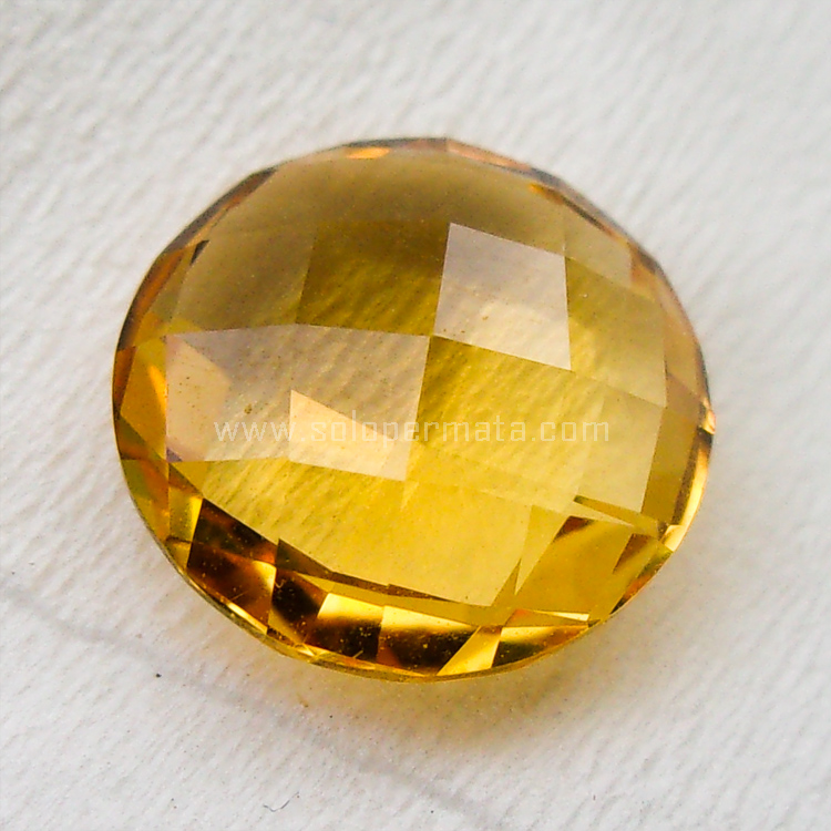Batu Permata Golden Citrine - SP915