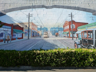 West Seattle Junction Mural