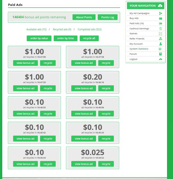 Cara Mendapatkan Uang di PaidVerts