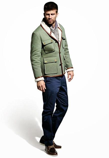 Lo bueno de este estilo de ropa es que lo pueden lucir hombres y mujeres de todas las edades.