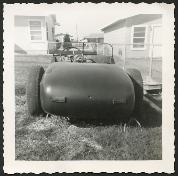 backyard special car and motor