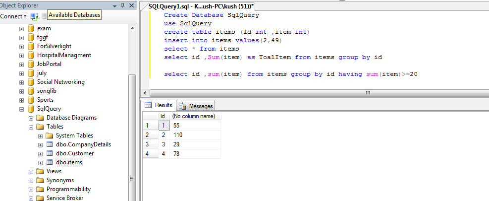 Sql query date distinct constraint when group by having for Sql server table design query