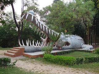 Kukrail Picnic Spot Lucknow