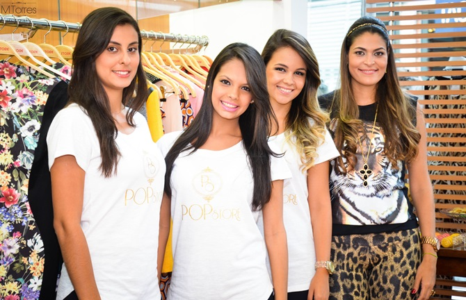 LANAMENTO DA COLEO DE INVERNO 2013 POP STORE
