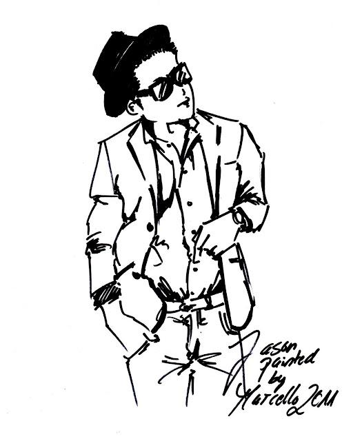 Sketch: Jason