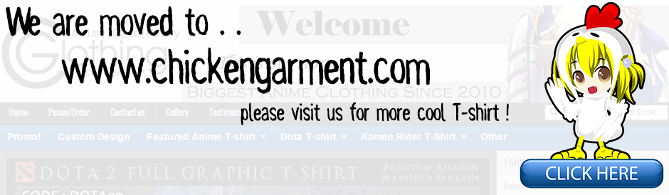 New Website : www.chickengarment.com