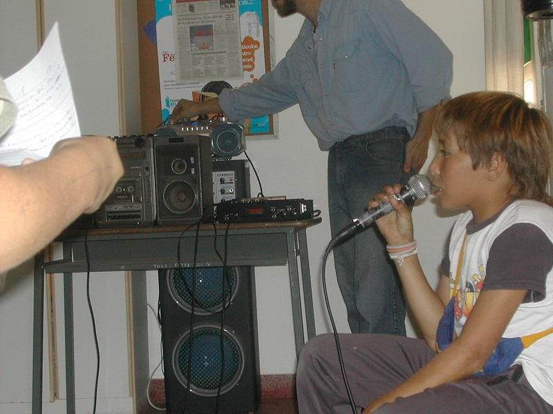 Lenguaje radiofónico, radio, educación, Tic