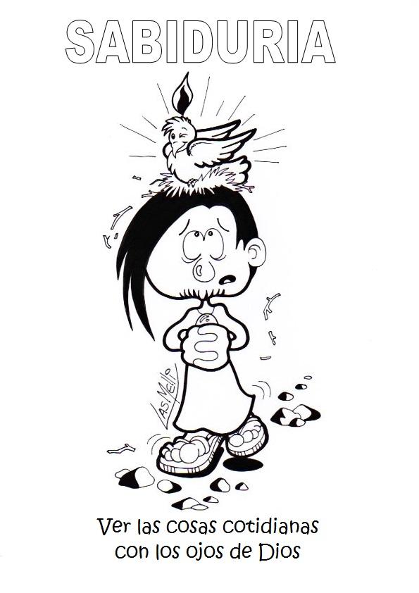 La Catequesis (El blog de Sandra): Recursos Catequesis Dones del ...