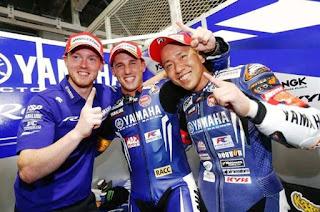 MOTOCICLISMO - Pol Espargaró junto a Nakasuga y Smith, fueron los más rápidos en las 8 horas de Suzuka