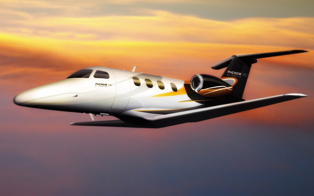 Phenom 300 aircraft wallpaper 1
