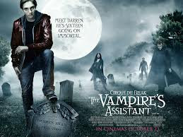 Cirque du Freak: The Vampire's Assistant | A Constantly Racing Mind