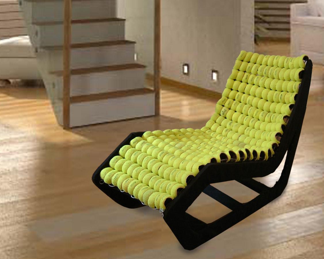 Cadeiras diferentes