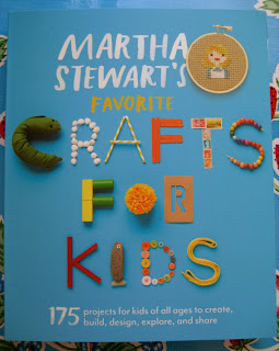 fresh crafts | Martha Stewart Crafts for Kids Book