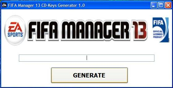 Fussball Manager 13 Key Generator Free Download Fifa