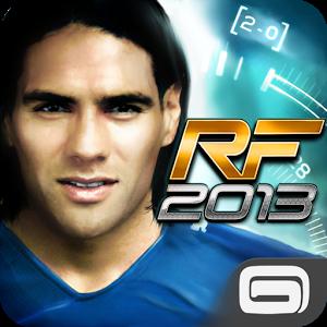Real Football 2013 Apk + Data Hileli Mod (ANDROİD)