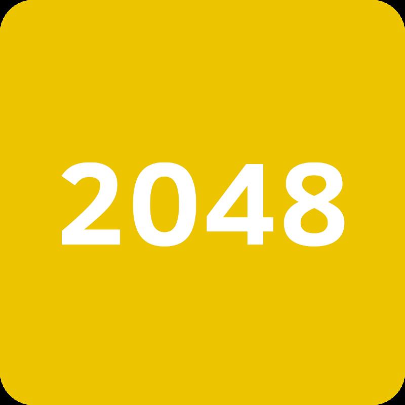 2048 app game